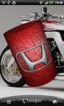 Honda 3D Logo Live Wallpaper screenshot 4/6