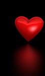 Beating Valentine heart live-wallpaper screenshot 3/5