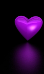 Beating Valentine heart live-wallpaper screenshot 4/5