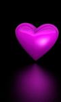 Beating Valentine heart live-wallpaper screenshot 5/5
