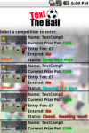 Text The Ball Competition screenshot 2/5