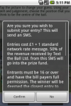 Text The Ball Competition screenshot 4/5