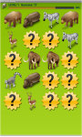 Wild animals memory game screenshot 3/4