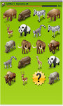 Wild animals memory game screenshot 4/4