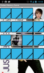 Justin Bieber - the Memory Game screenshot 2/2