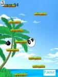 Panda Jump Free screenshot 3/6