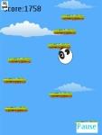 Panda Jump Free screenshot 4/6
