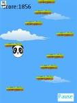 Panda Jump Free screenshot 5/6