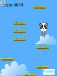 Panda Jump Free screenshot 6/6
