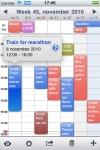 Week Calendar screenshot 1/1