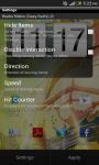 supersaiyan god livewallpaper screenshot 3/3