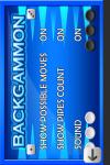 Backgammon G screenshot 3/6