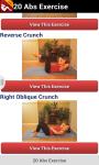40 abs Exercise screenshot 2/5