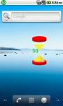 Sandglass Battery Widget HD screenshot 3/4