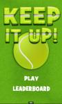 Keep It Up Tennis Ball screenshot 1/3
