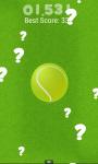 Keep It Up Tennis Ball screenshot 2/3