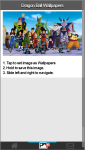 Dragon Ball Z HD Wallpaper Free screenshot 2/6