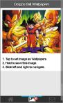 Dragon Ball Z HD Wallpaper Free screenshot 5/6