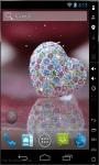 Diamond Heart Live Wallpaper screenshot 2/2
