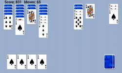 Spider Solitaire Popular Game Free screenshot 2/5
