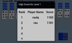 Spider Solitaire Popular Game Free screenshot 5/5
