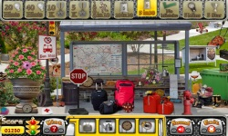 Free Hidden Object Games - Bus Stop screenshot 3/4