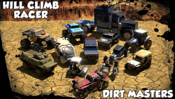Hill Climb Racer Dirt Masters screenshot 1/6