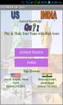 US INDIA GK Quiz screenshot 1/4