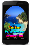 The Best Value Summer Destinations screenshot 1/3
