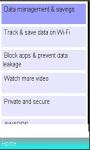 Opera Max Data screenshot 1/1
