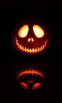 Scary Jack O Lantern Live Wallpaper screenshot 1/3