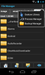 File Manager Pro Lite screenshot 2/3