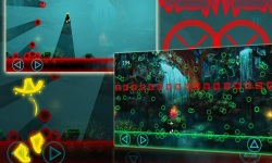 Glow Man Runner of Dark Night screenshot 3/6