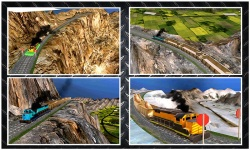 Cargo Train Drive Simulator 3D screenshot 5/5