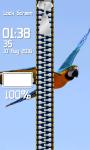Zipper Lock Screen Parrot screenshot 4/6