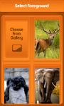 Wild Animal Zipper Lock Screen Free screenshot 3/6