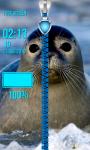 Wild Animal Zipper Lock Screen Free screenshot 4/6