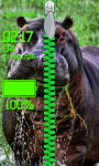 Wild Animal Zipper Lock Screen Free screenshot 6/6