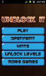 Unblock It - Free screenshot 1/3