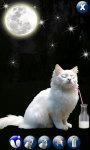 White Cute Cat screenshot 3/4