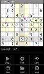 SudokuMaster screenshot 1/4