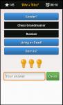 Whos Who-Quiz screenshot 2/4