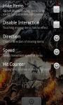 Flame Warrior Live Wallpaper screenshot 4/4