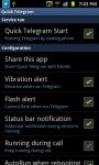 Quick Telegram screenshot 1/4