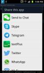 Quick Telegram screenshot 4/4