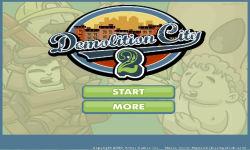 Demolition City Game screenshot 1/4