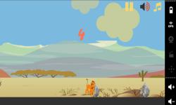 Jumping Lion Run Games screenshot 2/3