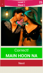 Bollywood Movies Quiz screenshot 1/6