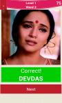 Bollywood Movies Quiz screenshot 5/6