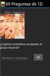 60 Preguntas de One Direction screenshot 4/4
